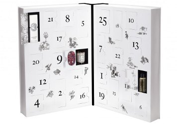 Diptyque advent calendar 2015
