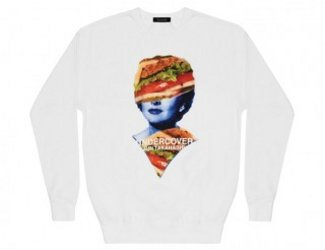 Jun Takahashi Undercover Hamburger Queen Sweatshirt