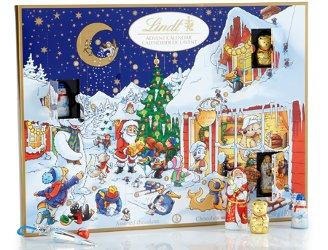 Lindt Wintercountry advent calendar 2015
