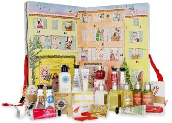 L'Occitane advent calendar 2015