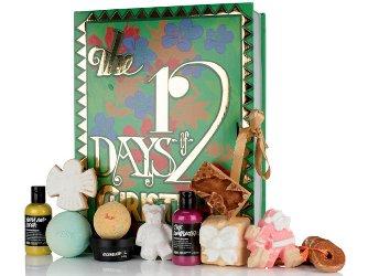 Lush 12 Days of Christmas 2015