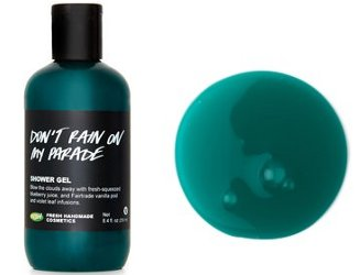 Lush Don't Rain on My Parade Shower Gel