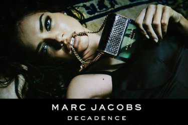Adriana Lima for Marc Jacobs Decadence