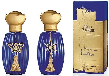 Annick Goutal Holiday 2015 blue and gold