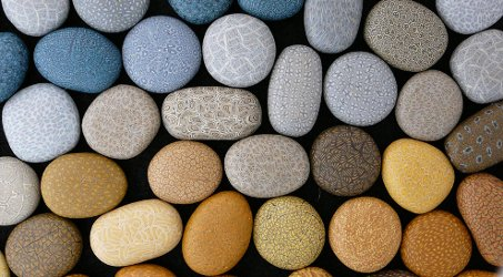 polymer stones