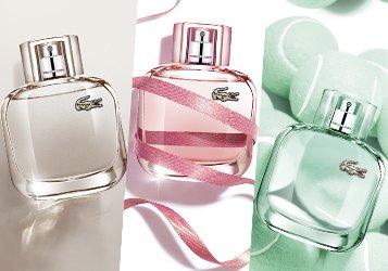 Lacoste Eau de Lacoste L.12.12 Pour Elle Natural, Elegant and Sparkling