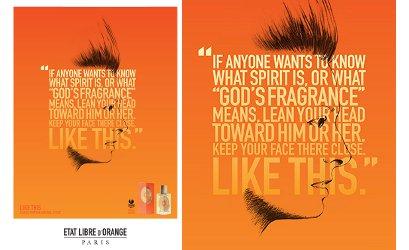 Etat Libre d'Orange Like This brand visuals