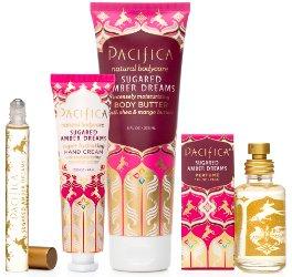 Pacifica Sugared Amber Dreams