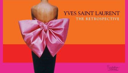Yves Saint Laurent retrospective image