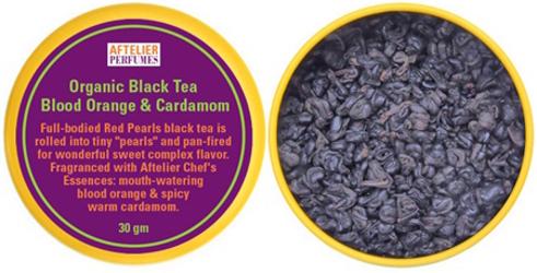 Aftelier tea