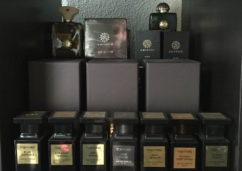 Brooke perfume collection cubbyhole 2