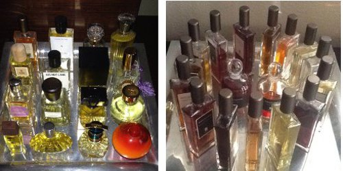 Brooke perfume collection trays 2