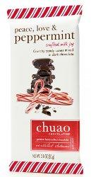 Chuao Chocolatier Peace, Love & Peppermint