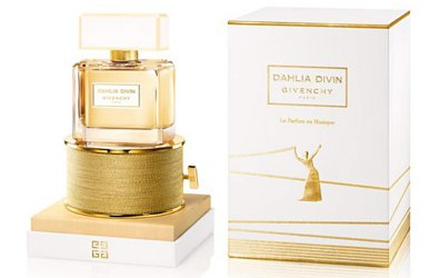 Givenchy Dahlia Divin Music Box