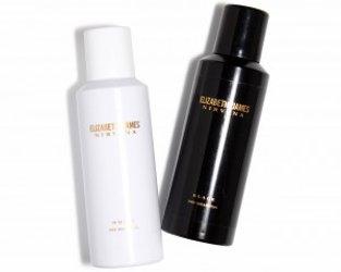Elizabeth and James dry shampoos