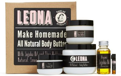 Leona body butter kit
