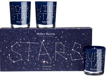 Miller Harris Stars votive