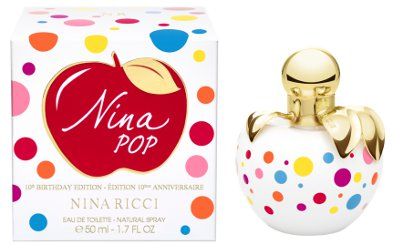 Nina Pop 10th Birthday Collector's Edition