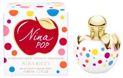 Nina Pop 10th Birthday Collector's Edition