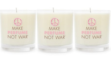 The 7 Virtues Peace candle