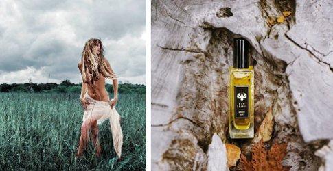 Raw Spirit Summer Rain and Winter Oak brand images