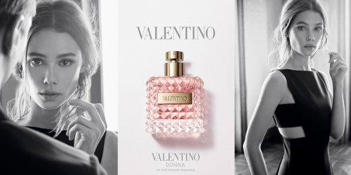 Àstrid Bergès-Frisbey for Valentino Donna