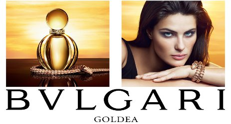 Isabeli Fontana for Bvlgari Goldea