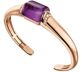 Bvlgari amethyst bracelet