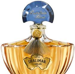 Guerlain Shalimar, bottle detail
