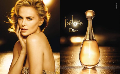 Charlize for Dior J'Adore