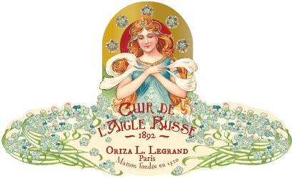 Oriza L. Legrand Cuir de L'Aigle Russe label