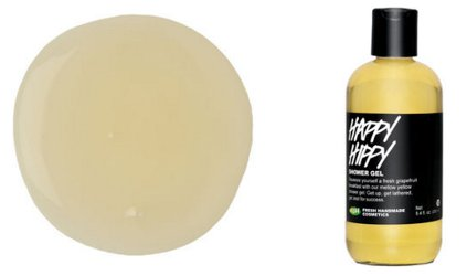 Lush Happy Hippie Shower Gel