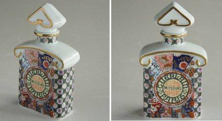 Guerlain Mitsouko Arita Porcelain Lab edition
