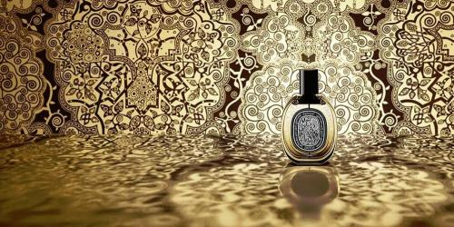 Diptyque Oud Palao brand banner