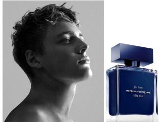 Narciso Rodriguez For Him Bleu Noir, brand image