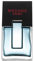 Avon Black Suede Sport