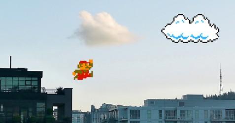 mario cloud