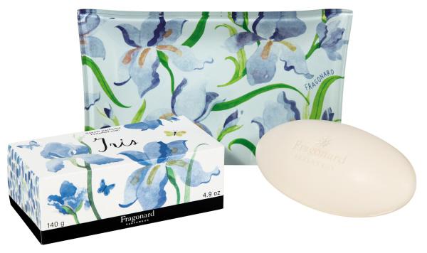 Fragonard iris soaps