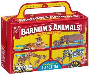 Barnum's Animal Crackers