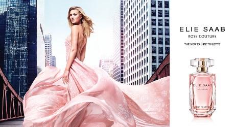 Elie Saab Le Parfum Rose Couture advert