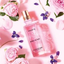 L'Occitane Violette & Rose de Mai