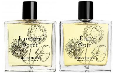 Miller Harris Lumière Dorée and Étui Noir