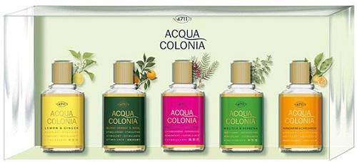 4711 Acqua Colonia Eau de Cologne Mini-Set