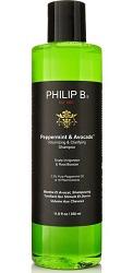 Philip B Peppermint and Avocado Shampoo