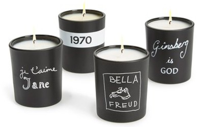 Bella Freud votive candles
