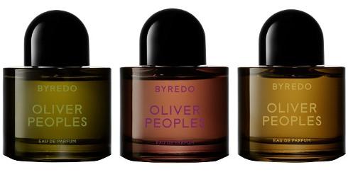Byredo + Oliver Peoples 2016