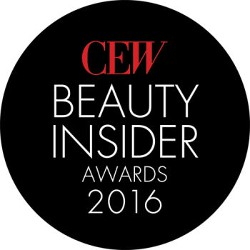 CEW Beauty Insider Awards 2016
