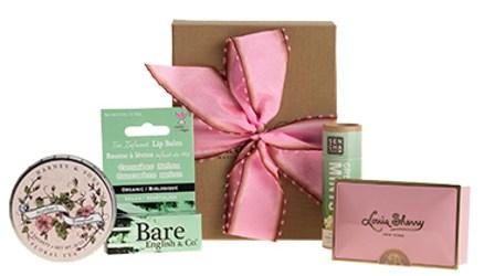 Harney tea gift set
