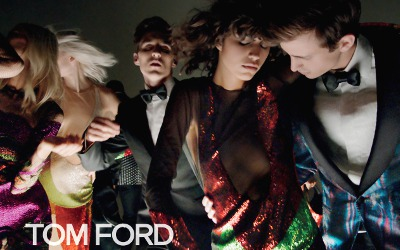 Tom Ford SS2016 campaign