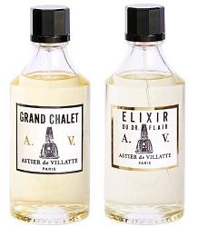 Astier de Villatte Grand Chalet & Elixir du Dr. Flair